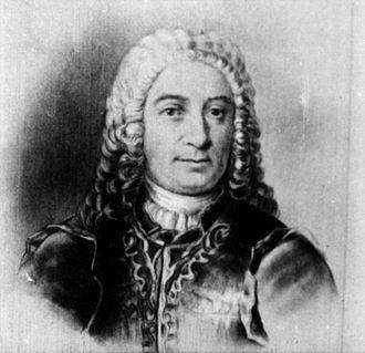 Charles Aubert de La Chesnaye - Charles Aubert de La Chesnaye
