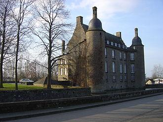 Flers, Orne - Image: Chateau Flers 4