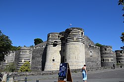 Chateau d'Angers muraille 001.jpg