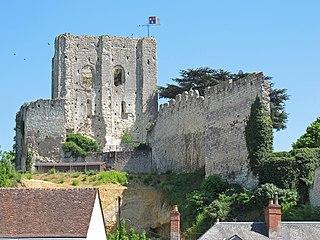 Château de Montrichard castle