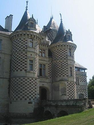 Château des Réaux - Château des Réaux