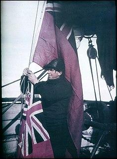 Alfred Cheetham British Seaman