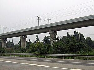 Chengdu–Dujiangyan intercity railway