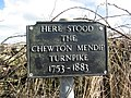 Chewton Mendip Turnpike - geograph.org.uk - 717163.jpg