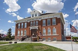 Cheyenne County, Colorado County in Colorado, United States