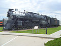 Chicago Burlington and Quincy Railroad Steam Locomotive Douglas WY.jpg