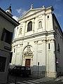 Chiesa di San Benedetto, facciata (Montagnana) 01.jpg