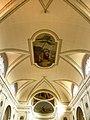 Chiesa di San Pietro Apostolo, interno, soffitto (Roveredo di Guà) 01.jpg