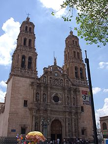 List Of Cathedrals In Mexico