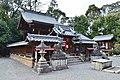 Chikatsuo-jinja, haiden.jpg