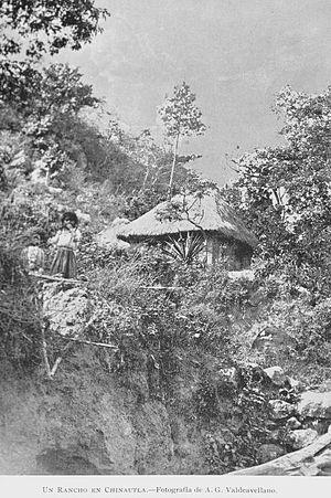 Chinautla - Image: Chinautlac 1897