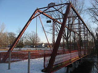 Chinworth Bridge United States historic place