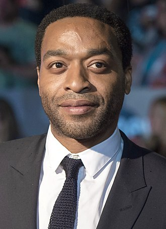 Chiwetel Ejiofor - Ejiofor in 2015