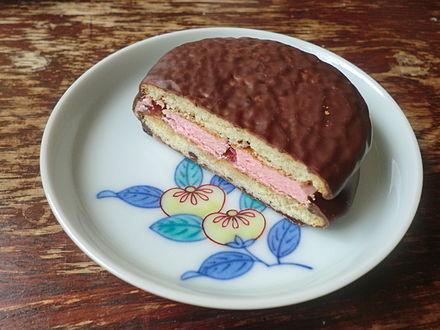 Choco Pie Wikiwand