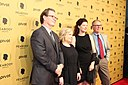 Chris Worthington, Madeleine Baran, Sasha Aslanian and Mike Edgerly from MPR News, May 2015.jpg