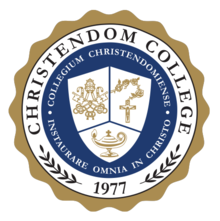 Christendom College Seal.png