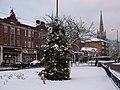 Christmas Tree at the Royal Standard - geograph.org.uk - 2200995.jpg