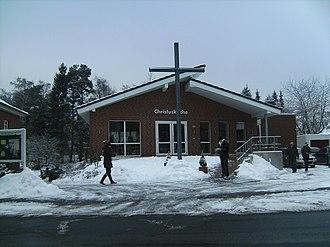 Buchholz in der Nordheide - Church in Buchholz in der Nordheide