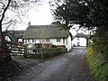 Church Cottages, Tarrant Hinton - geograph.org.uk - 299831.jpg