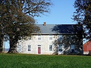 Church Hill Farm United States historic place