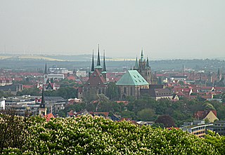 Erfurt Capital of Thuringia, Germany