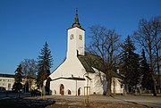 Church of St Martin, Martin, Slovakia, southwest view.jpg