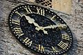 Church of St Mary, Yatton, clock face.jpg