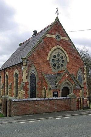Church Stoke - Churchstoke Methodist Church