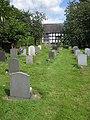 Churchyard, Bosbury - geograph.org.uk - 1451595.jpg