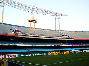 Estádio do Morumbi - Image: Cicero pompeu de toledo inside 03