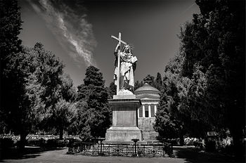 Cimitero di Staglieno - Staglieno Piazzale Resasco.jpg