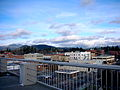 City of Coeur d'Alene, from a rooftop, 2006.jpg