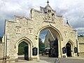 City of london cemetery gate.jpg