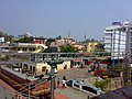 City view Trivandrum Central Railway Station from second Over Bridge - panoramio.jpg