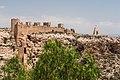 City walls and Christ, Almeria, Spain.jpg