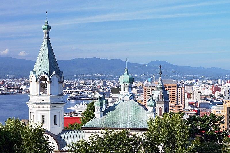 Cityscapes of Hakodate Hokkaido pref Japan01n.jpg