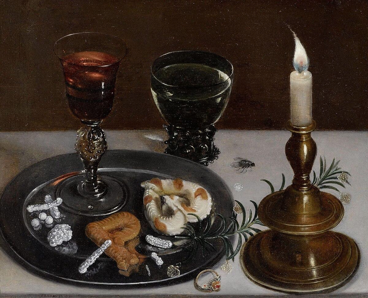 List of paintings by Clara Peeters - Wikipedia