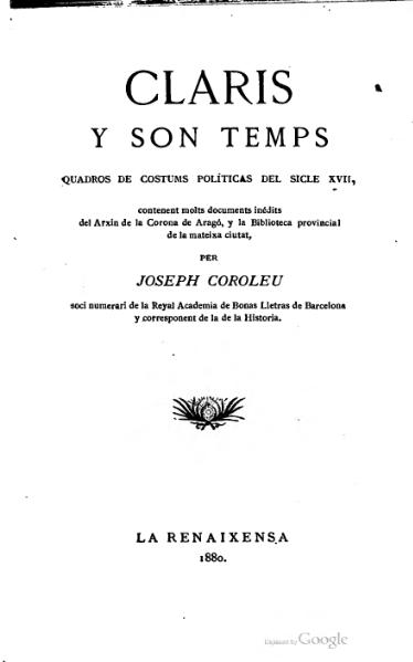 File:Claris y son temps (1880).djvu