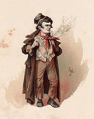 "Artful Dodger - The Artful Dodger by ""Kyd"" c.1890"