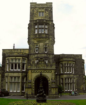 Cliffe Castle Museum - Cliffe Castle Museum, Keighley
