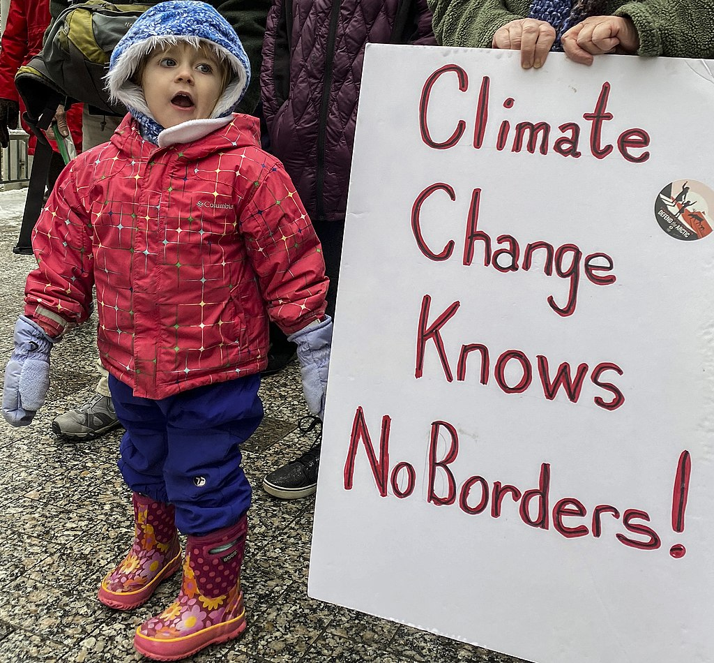 Climate Emergency - Child Demo 415