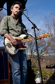 Clint Conley American rock and roll musician