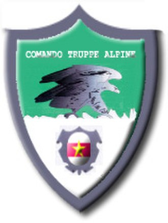 Comando Truppe Alpine - Image: Co A mil ITA cdo Comalp