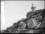 Coast Scene and Hornby Lighthouse (8029083577).jpg