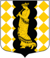Coat of Arms of Chiornaia Rechka (municipality in St Petersburg).png