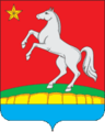 Coat of Arms of Molokovskoe (Moscow oblast).png