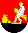 Coat of arms of Pozdišovce.png