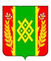 Coat of arms of Sergyevskoe(Adygeya).png