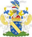 Coat of arms of the Earl of Mar.png