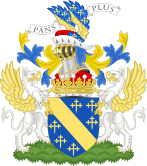 Earl of Mar - Image: Coat of arms of the Earl of Mar